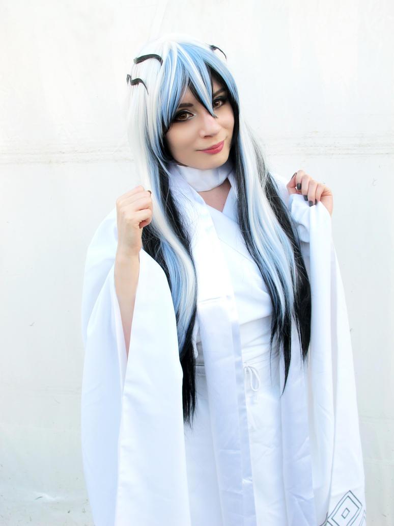 Yuki Onna I by HyruleLover