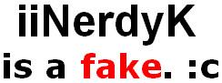 Fake 2 by Jestacy