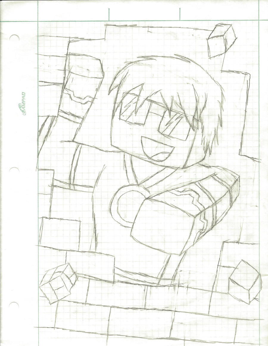 Skydoesminecraft Coloring Pages #3
