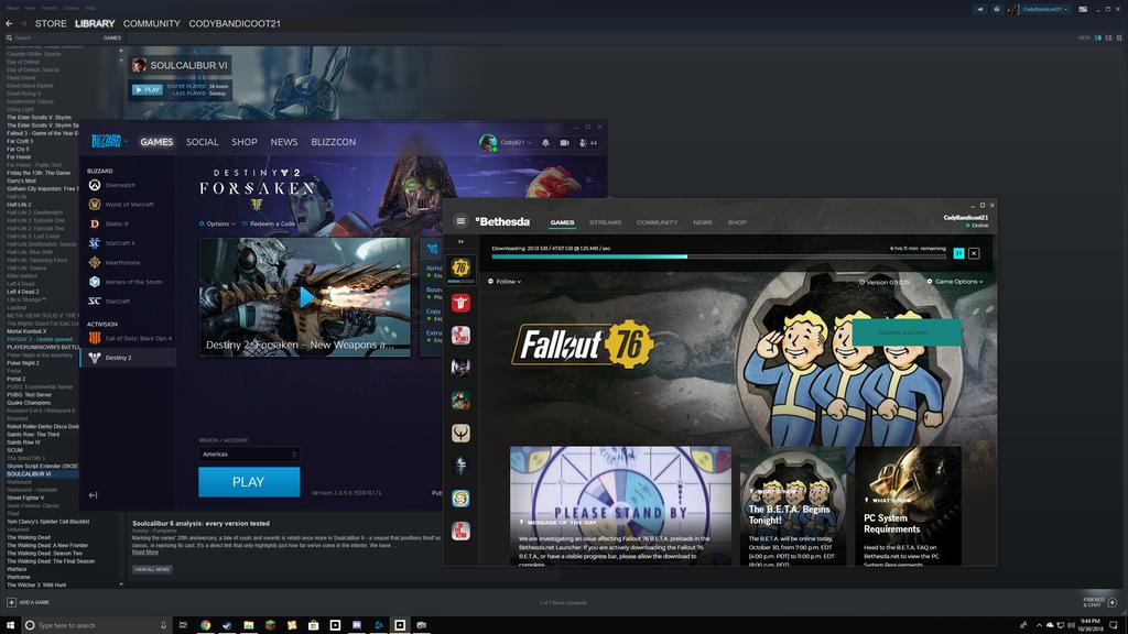 Desktop Screenshot 2018.10.30 - 21.44.53.03 by LateNightBandicoot