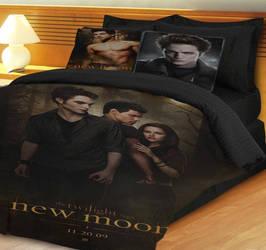 Twilight Saga Sheets