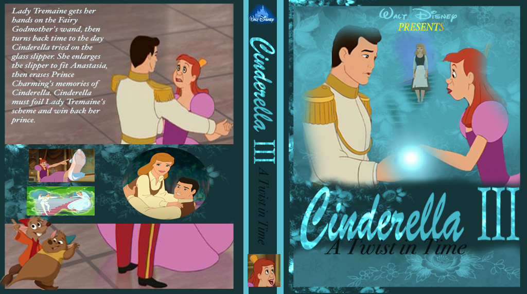 Watch Cinderella 3: A Twist in Time Full Movie - Watch