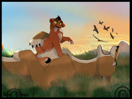Laughing Point by dyb