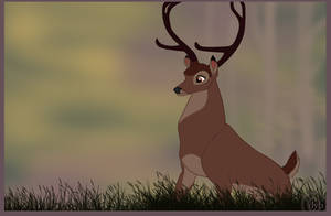 Great Prince Bambi by dyb