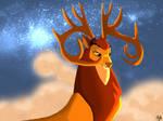 Oh Deer Mufasa