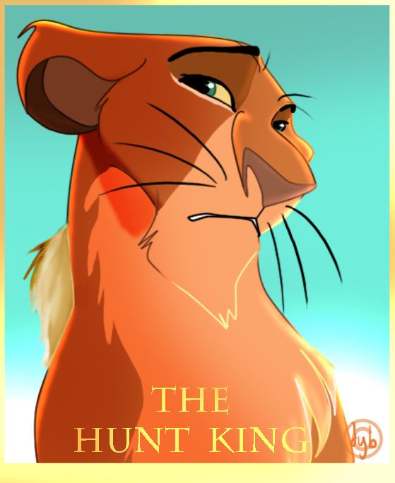 The Hunt King Rasnicka by dyb