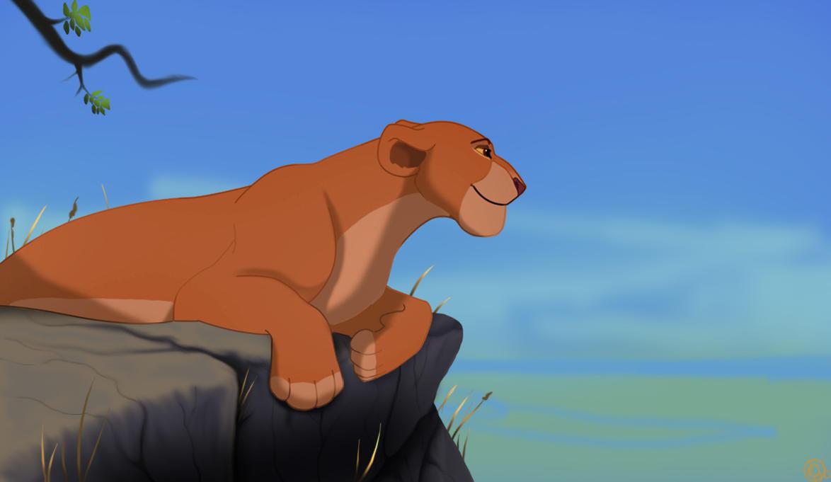 B Mobile Mountain Lion Queen Kiara by dyb on ...