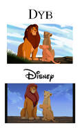 Dyb vs Disney Vol 2