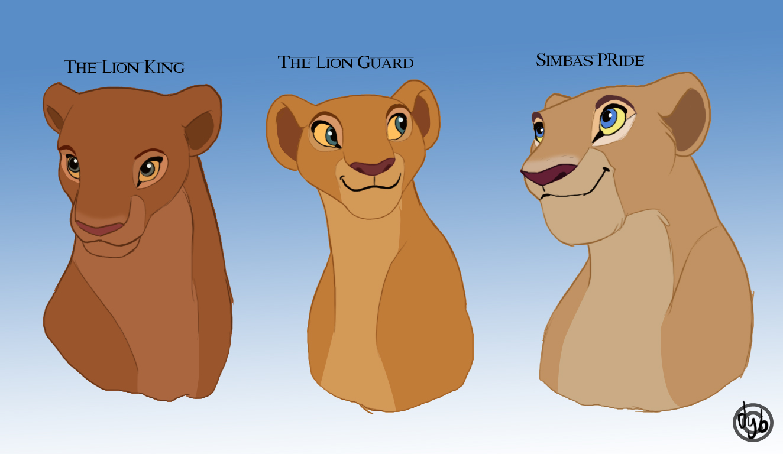 Uncategorized Nala From Lion King nala art on the lion king club deviantart dyb 245 16 nalas by dyb