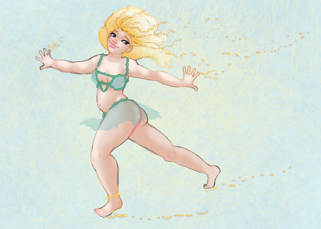 Happy Dance by dyb