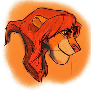 Teen Simba
