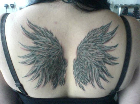Finished Wings