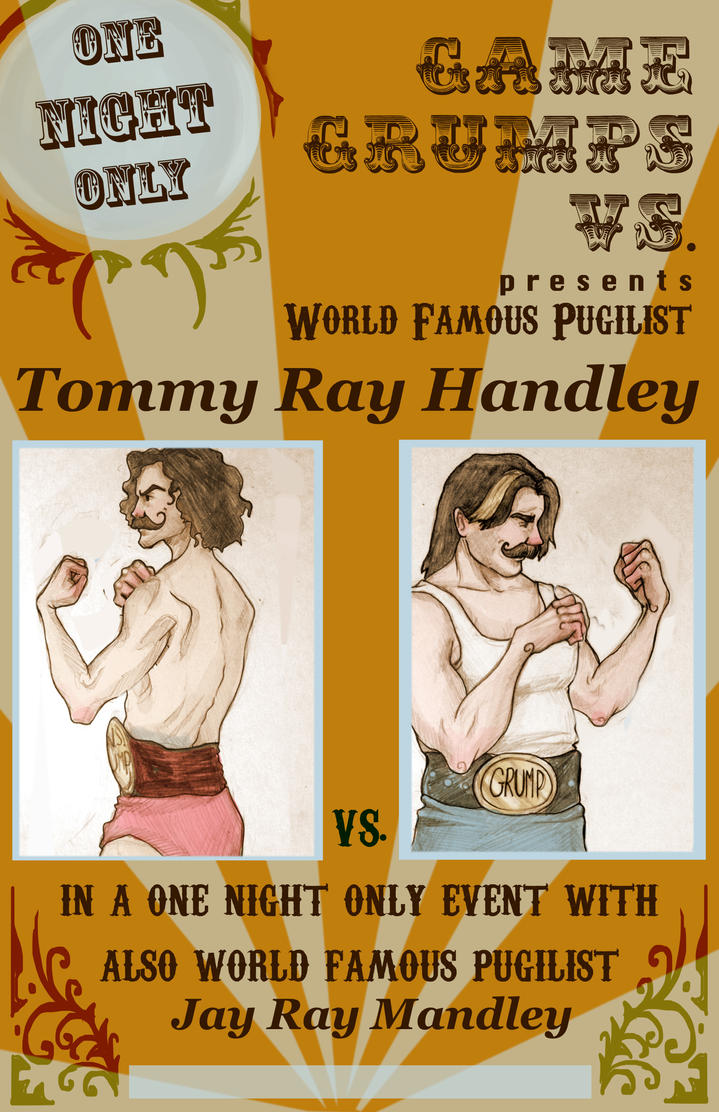 World famous pugilist tommy ray handley