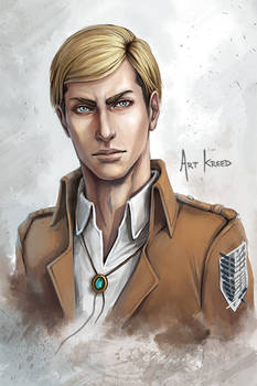 Erwin Smith ~ ArtKreed