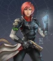 Titan Power by ArtKreed