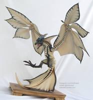 Legiana Sculpture (Monster Hunter World)