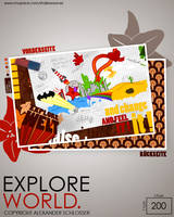 Explore World by Write-Off