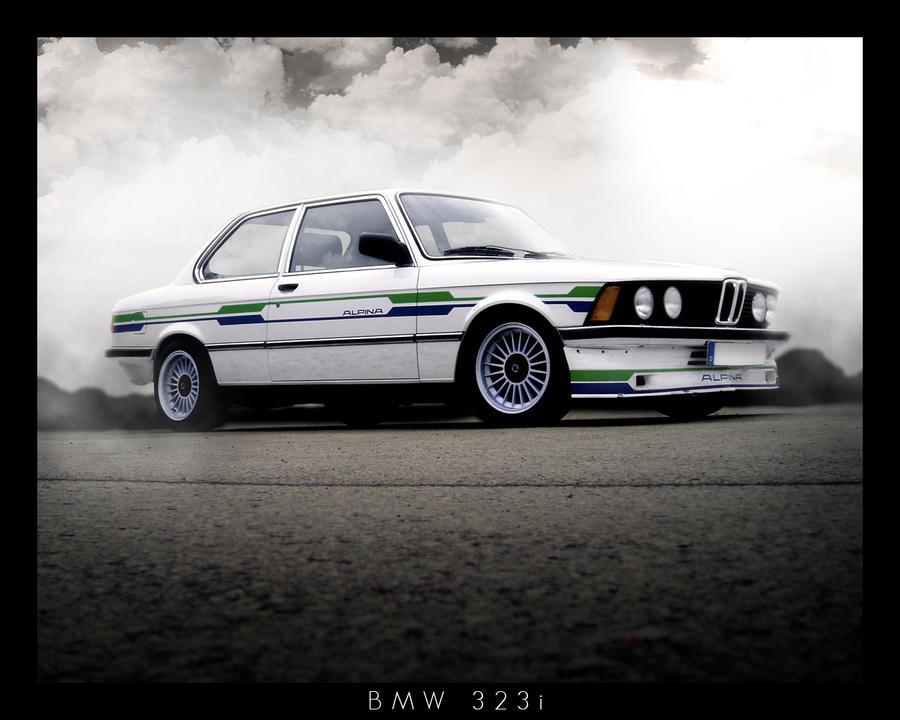 BMW 323i by Write-Off