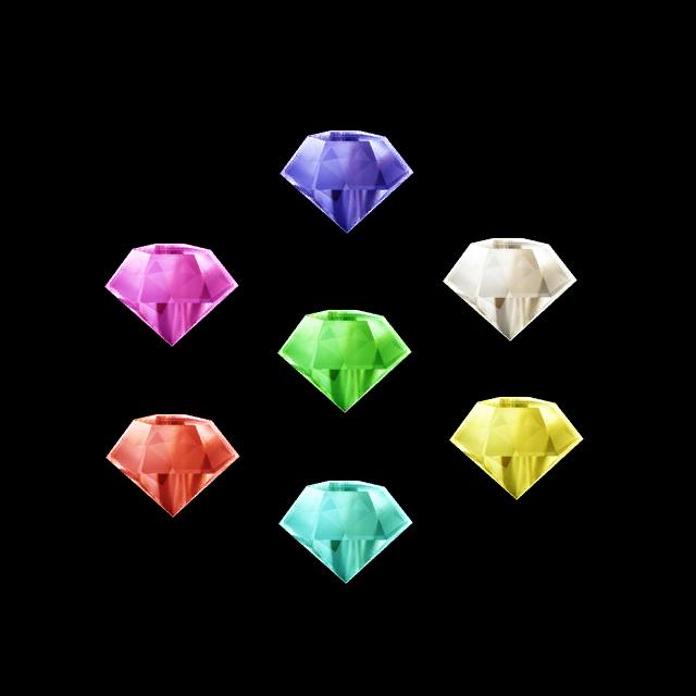 sonic free riders chaos emeralds