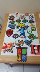 Wonderful World of Perlers by GREENDAY1989