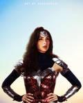 Gal Gadot as Wonder Woman New 52