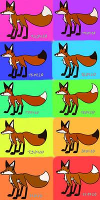 Fox-A-Day Batch 10