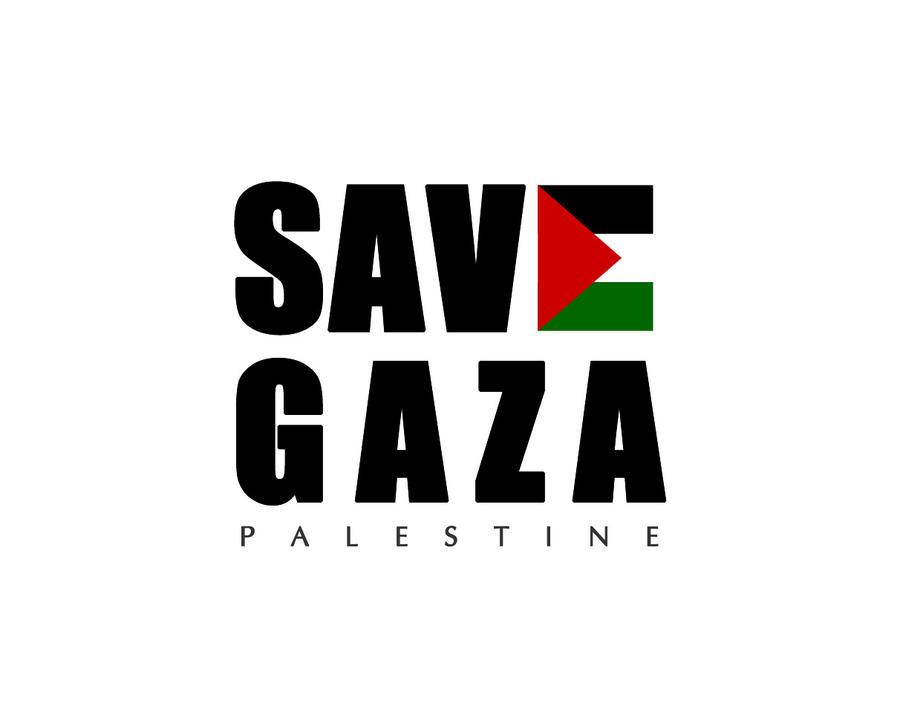 Save GAZA, Palestine by caesarleo