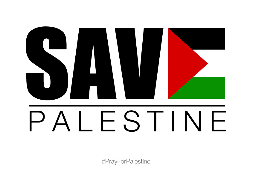 Save Palestine by caesarleo