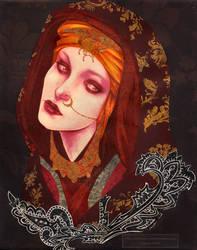 Sybilla by LucitaniaMarie