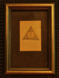The Deathly Hallows by LucitaniaMarie