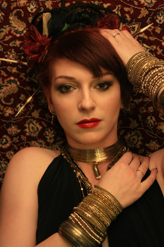 Mata Hari ID by LucitaniaMarie