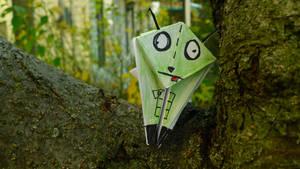 Gir Origami Figure