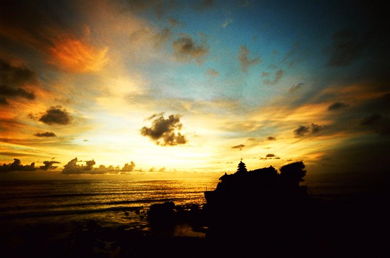 Tanah Lot Bali by wirawanpandu