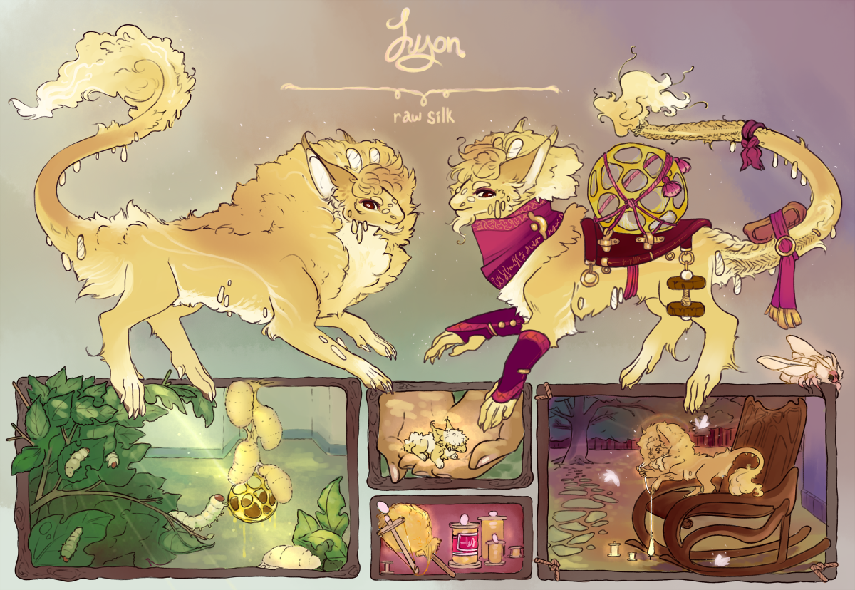 AETHERLING favourites by Grypwolf on DeviantArt