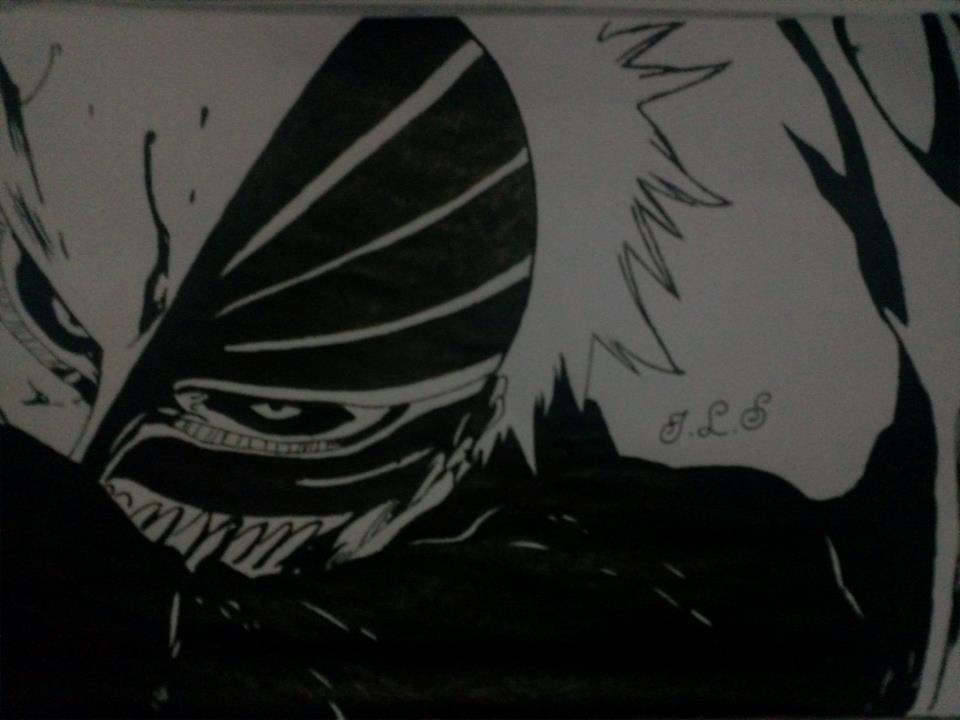 Kurosaki Ichigo by Panj0