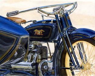 Wolff 1922 Ace 03 by deadbrotherbear