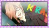 Kira Stamp by madawa