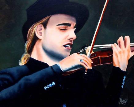 David Garrett-violinist
