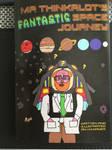 Mr Thinkalots Fantastic Space Journey book by funprintzz
