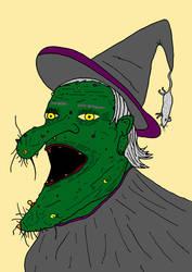 Halloween Witch. by funprintzz