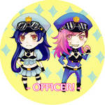 Badges (officer Ver.)
