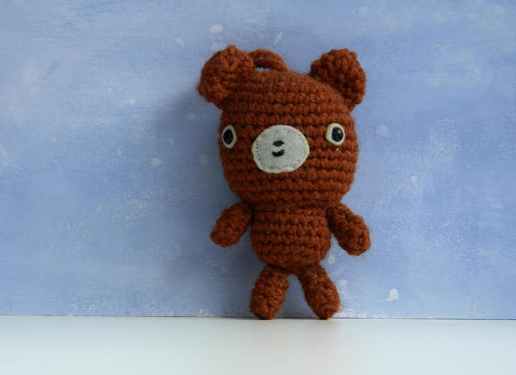 Amigurumi Crochet Bear : Crochet Amigurumi Bear by tinyAlchemy on DeviantArt