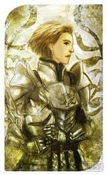 DA: Warden Queen by Piarelle