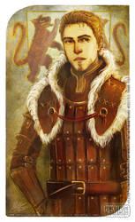 DA: King of Fereldan