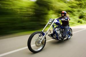 detroit bike in motion by smokinjay