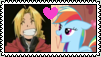 EdDash Stamp by the-ocean-sings