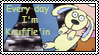 Knuffle'in: A Cautionary Stamp by the-ocean-sings