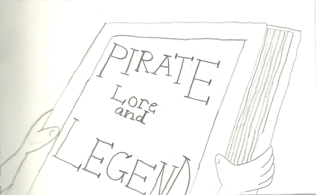 Pirate Lore And Legen by the-ocean-sings