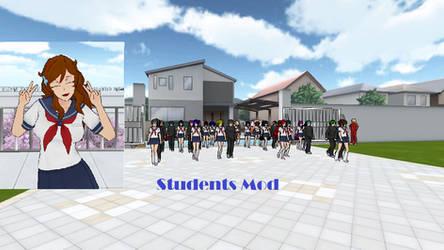 More students mod :3 by GeniusOfAnime