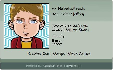 NodokaFreak's Profile Picture